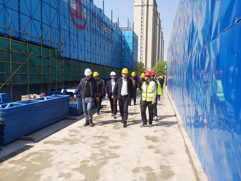 四公司G39项目获得南京经开区首个差别化管理工地